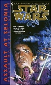 "Cover of ""Assault at Selonia (Star Wars: ..."