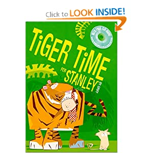 Tiger Time for Stanley