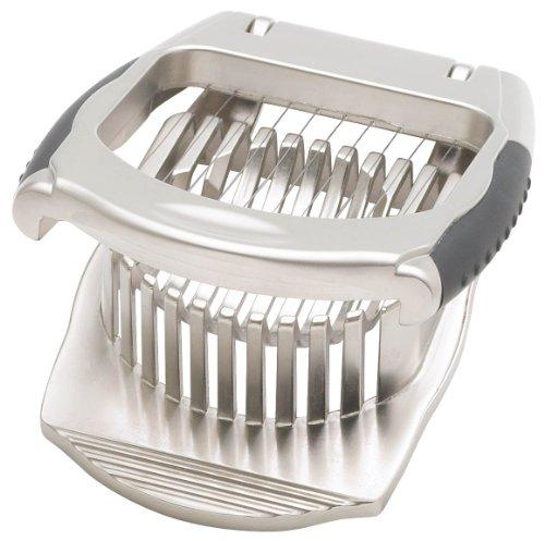 HIC Heavy Duty Egg Slicer Stainless Steel New  eBay