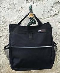 Amazon.com : Flexible Expandable Garden Hose Storage Bag ...