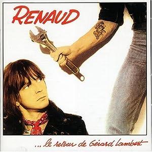 """Cover of """"Le Retour De Gerard Lambert"""""""