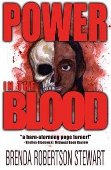 Power in the Blood by Brenda Stewart  wearewordnerds.com