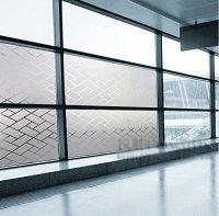Coavas Decorative Window Film, Self Static Adhesive ...