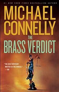 "Cover of ""The Brass Verdict: A Novel (Har..."