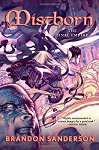 "Cover of ""The Final Empire (Mistborn, Boo..."
