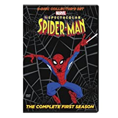 SPECTACULAR SPIDER-MAN, THE: THE COMPLETE FIRST SEASON 3