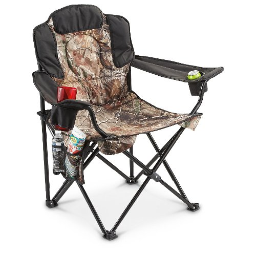 king kong folding chair green velvet dining chairs best heavy duty camping for big, tall or large people rated over 300 pounds