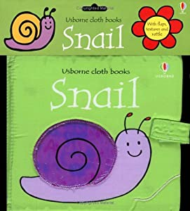 "Cover of ""Snail (Usborne Cloth Books)"""