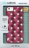 ラスタバナナ X-doria iPhone 5 Case Engage Form CA RBX5G03