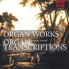 Wayne Marshall Plays Organ