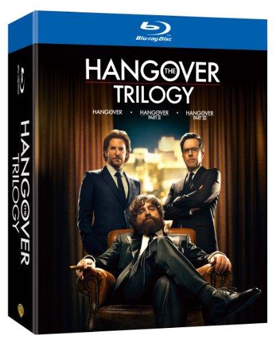 ハングオーバー トリロジー ブルーレイBOX (3枚組)(初回限定生産) [Blu-ray]