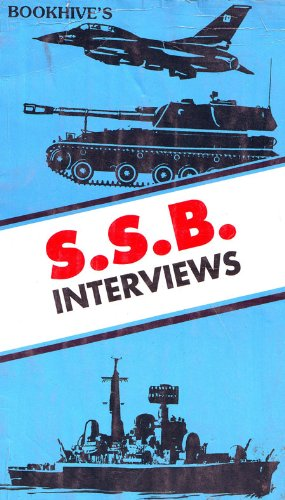 S.S.B Interview