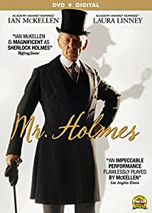 Mr. Holmes [DVD + Digital]