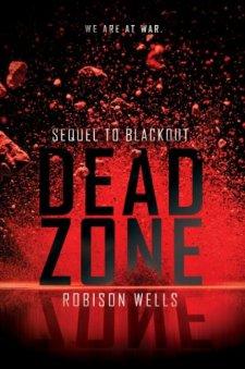 Dead Zone by Robison Wells| wearewordnerds.com