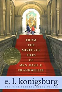 "Cover of ""From the Mixed-up Files of Mrs...."
