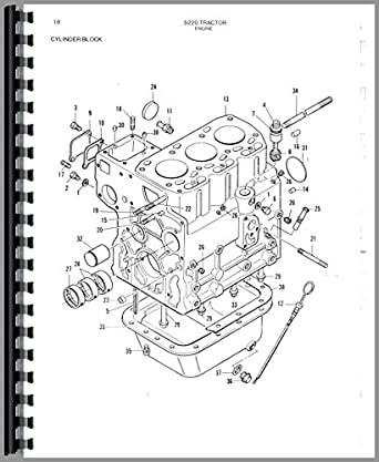 Deutz (Allis) 5220 Tractor Parts Manual: Amazon.com