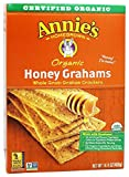 Annie's Organic Graham Crackers, Honey, 14.4 Ounce