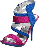 Michael Antonio Women's Texana-Glt Platform Sandal - Womens Shoes