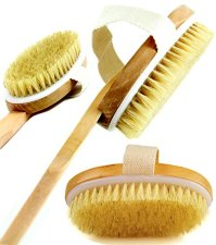 Bath Blossom Shower Brush Long Handled for Shower with ...