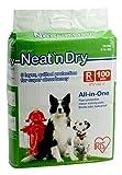 IRIS Neat 'n Dry Training Pads, 100-Count