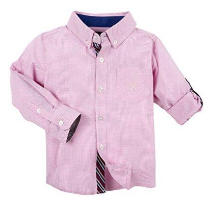 Andy-Evan-Boys-Mini-Check-Shirt