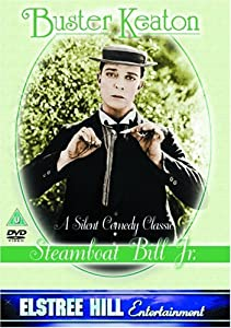 "Cover of ""Steamboat Bill, Jr."""