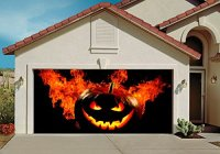 Great Stuff  Garage Door Halloween Decorations