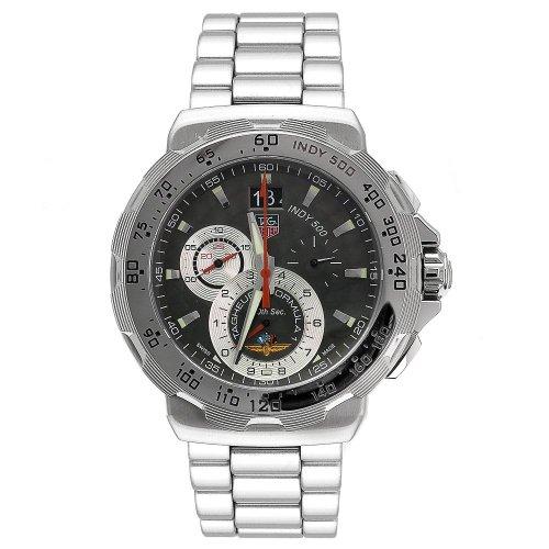 TAG Heuer Men's CAH101A.BA0854 Formula 1 Indy 500 Grande Date Chronograph Watch