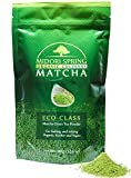 Midori Spring (ECO) Organic Japanese Matcha - Culinary Grade Green Tea Powder for Cooking and Baking - Kosher, Vegan Certified (100g)