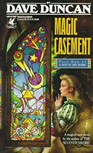 """Cover of """"Magic Casement (Man of His Word..."""