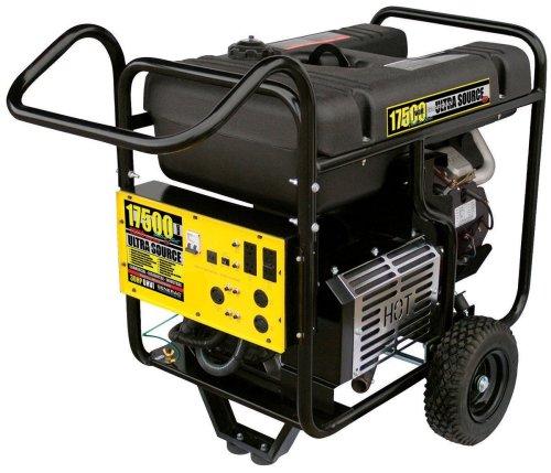 Generac 4583 Ultra Source 17,500 Watt Portable Generator (CARB