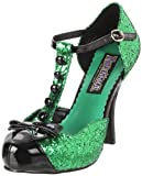 Funtasma by Pleaser Women's Festive T-Strap Pump - Womens Shoes