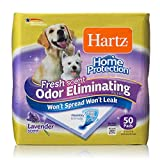 Home Pro Odor Eliminating Dog Pads, 50 Count