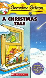 "Cover of ""A Christmas Tale (Geronimo Stil..."