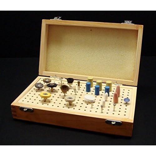 木製先端工具スタンド200本立/先端工具ケース、スチールバー、ビットの整理用(12時までの注文で即日発送)