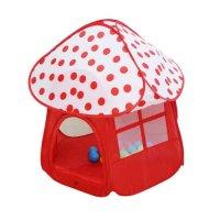 Mushroom Play Tent - FindGift.com