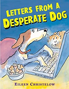 "Cover of ""Letters from a Desperate Dog"""