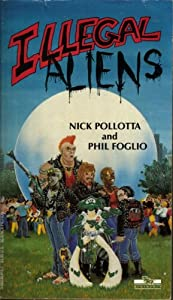 "Cover of ""Illegal Aliens"""