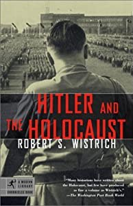 "Cover of ""Hitler and the Holocaust (Moder..."