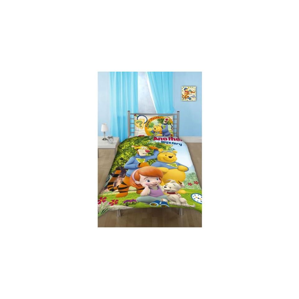 Winnie Pooh Bettwäsche 135x200 Authentic Kids Ocean Sea Fish