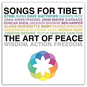 Songs for Tibet - The Art of Peace (2 CD Set)