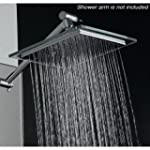 AKDY Bathroom Chrome Shower Head 8