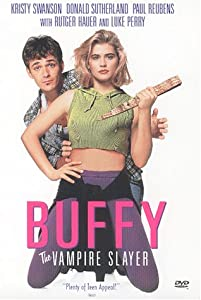 """Cover of """"Buffy the Vampire Slayer"""""""