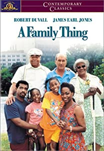 "Cover of ""A Family Thing"""