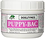 DOGZYMES Puppy Bac Milk Replacer, 1-Pound