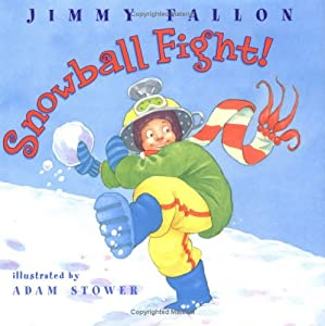 """Cover of """"Snowball Fight"""""""