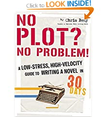 A Low-Stress, High-Velocity Guide to Writing a Novel in 30 Days