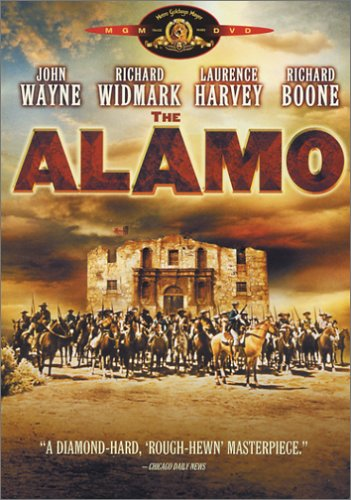 "Cover of ""The Alamo"""