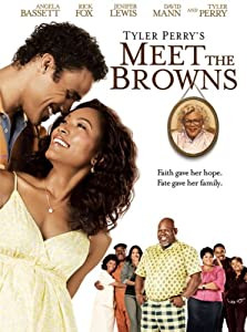"""Cover of """"Tyler Perry's Meet The Browns"""""""