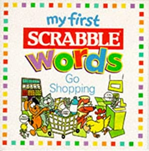 "Cover of ""Go Shopping (My First Scrabble ..."
